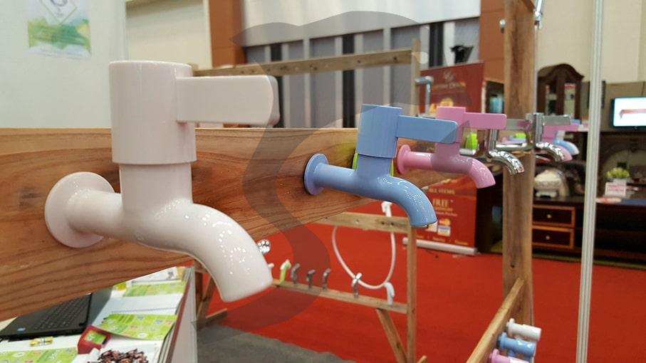 معرفی انواع شیرآلات ساختمانی - شیرآلات پلاستیکی
